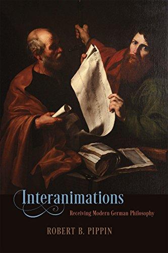 9780226259659: Interanimations - Receiving Modern German Philosophy