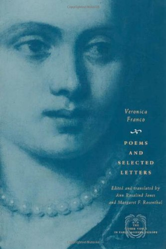9780226259864: Poems and Selected Letters (The Other Voice in Early Modern Europe)