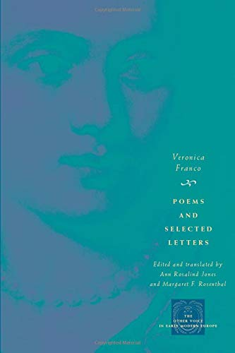 9780226259871: Poems and Selected Letters (The Other Voice in Early Modern Europe)