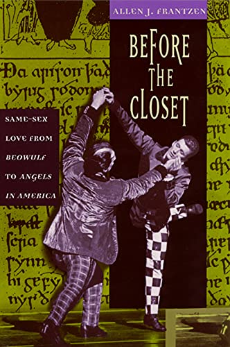 9780226260914: Before the Closet: Same-Sex Love from