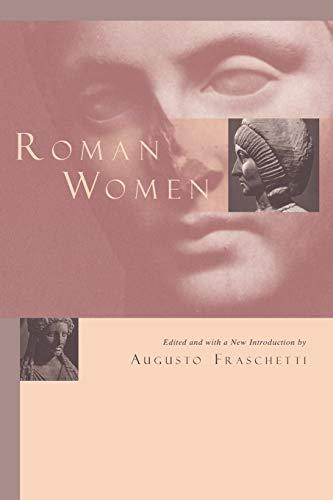 9780226260945: Roman Women
