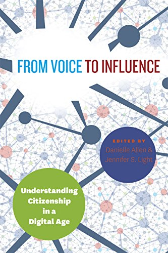 9780226262260: From Voice to Influence: Understanding Citizenship in a Digital Age