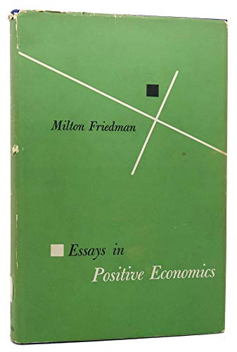 9780226264028: Essays in Positive Economics