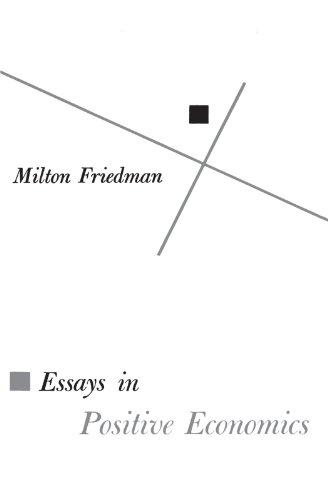 9780226264035: Essays in Positive Economics (Phoenix Books)