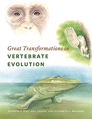 9780226268255: Great Transformations in Vertebrate Evolution