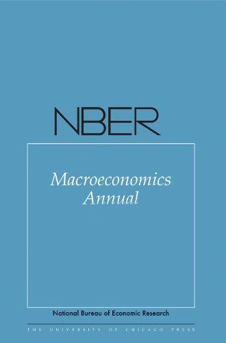 NBER Macroeconomics Annual 2014: Volume 29 (National Bureau of Economic Research Macroeconomics ...
