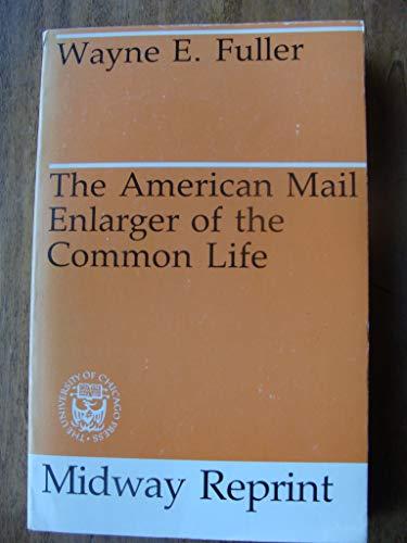 American Mail (History of American Civilization): Wayne F. Fuller