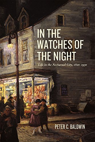 9780226269542: In the Watches of the Night: Life in the Nocturnal City 1820-1930