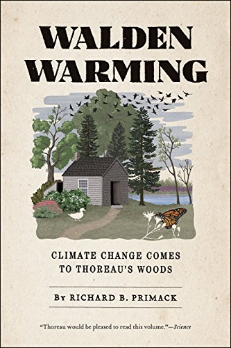 9780226272290: Walden Warming: Climate Change Comes to Thoreau's Woods