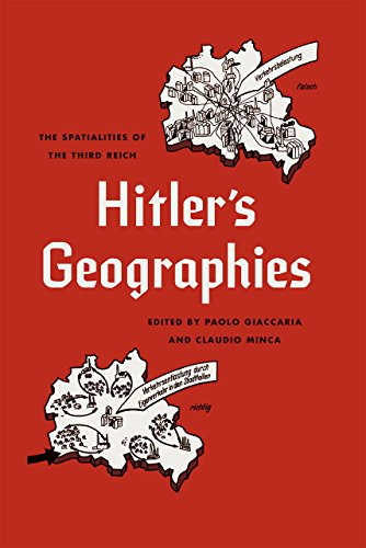 9780226274423: Hitler's Geographies: The Spatialities of the Third Reich