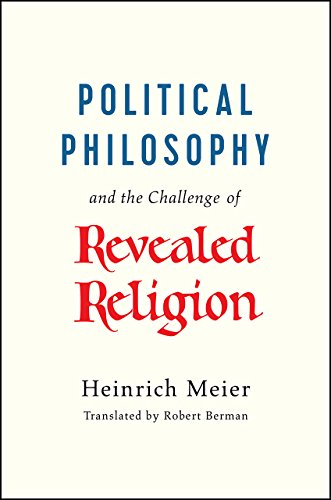 9780226275857: Political Philosophy and the Challenge of Revealed Religion