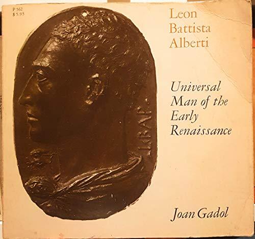 9780226278414: Leon Battista Alberti: Universal Man of the Early Renaissance