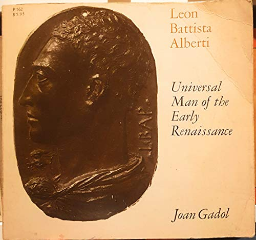 9780226278414: Leon Battista Alberti: Universal Man of the Early Renaissance