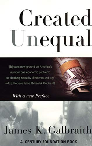 9780226278797: Created Unequal: The Crisis in American Pay