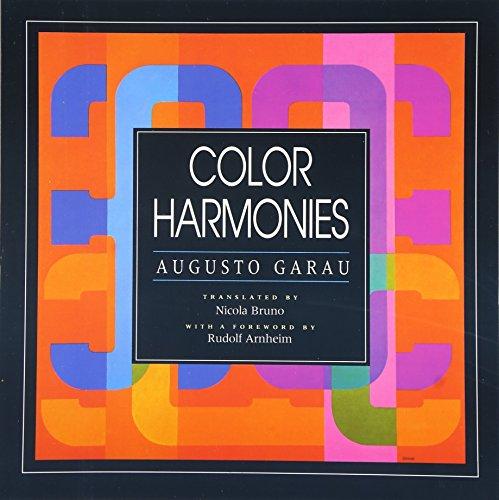 9780226281964: Color Harmonies