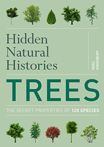 9780226282213: Trees: The Secret Properties of 150 Species