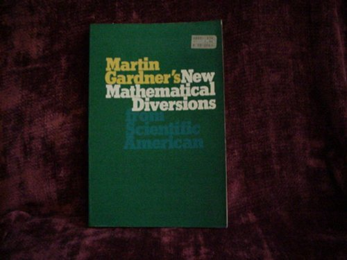 9780226282473: Martin Gardner's New Mathematical Diversions from