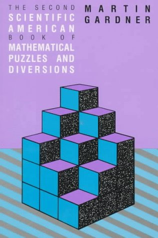 9780226282534: Second Scientific American Book of Mathematical Puzzles and Diversions