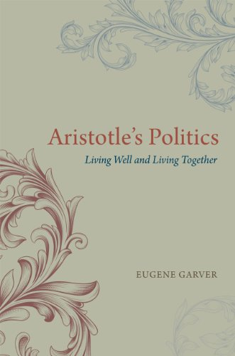 9780226284026: Aristotle's Politics: Living Well and Living Together