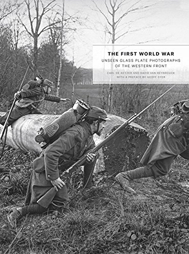 9780226284286: The First World War: Unseen Glass Plate Photographs of the Western Front