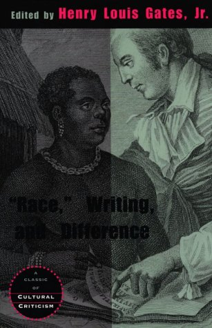 9780226284354: Race, Writing, and Difference (A Critical Inquiry Book)