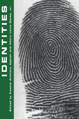 9780226284392: Identities (A Critical Inquiry Book)