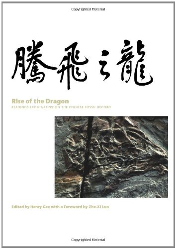 9780226284910: Rise of the Dragon: Readings from Nature on the Chinese Fossil Record