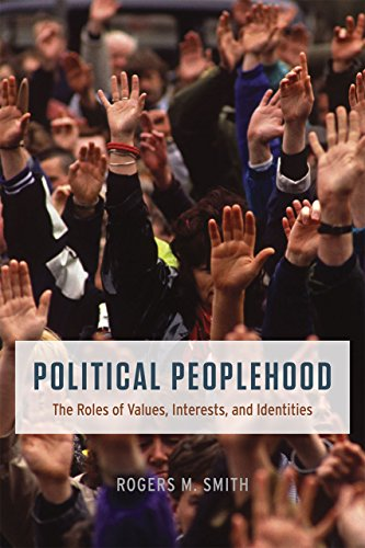 9780226285092: Political Peoplehood: The Roles of Values, Interests, and Identities