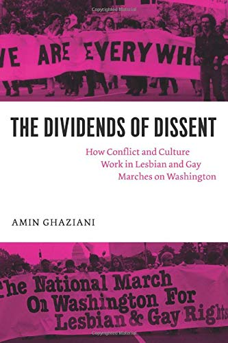 9780226289960: The Dividends of Dissent - How Conflict and Culture Work in Lesbian and Gay Marches on Washington
