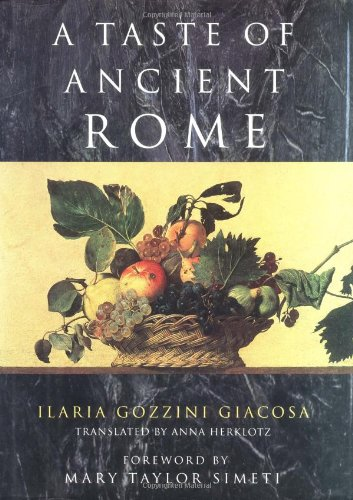 9780226290300: A Taste Of Ancient Rome