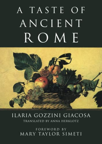 9780226290324: A Taste of Ancient Rome
