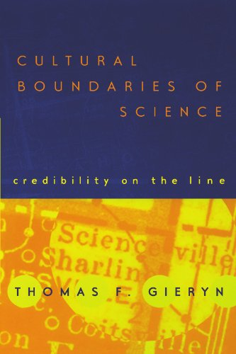 9780226292625: Cultural Boundaries of Science: Credibility on the Line
