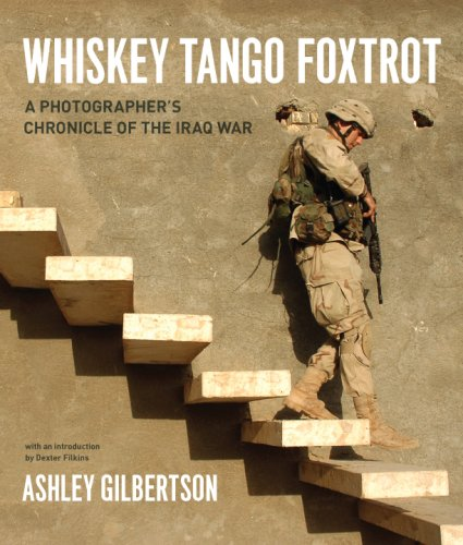 9780226293257: Whiskey Tango Foxtrot: A Photographer's Chronicle of the Iraq War