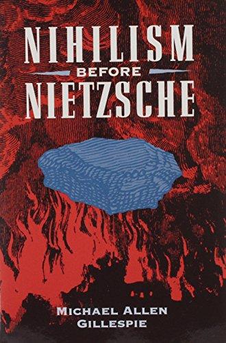 9780226293479: Nihilism Before Nietzsche