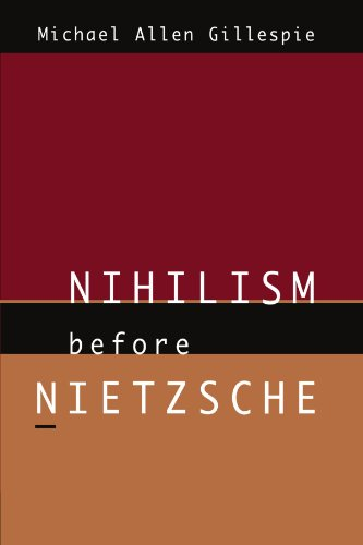 9780226293486: Nihilism Before Nietzsche (Paper)