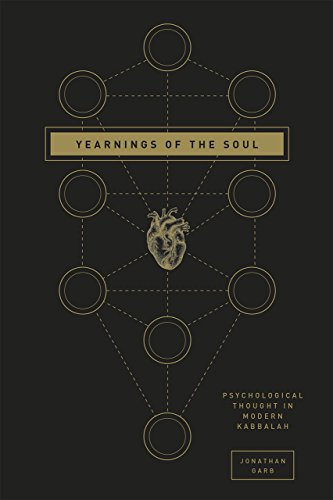 9780226295800: Yearnings of the Soul: Psychological Thought in Modern Kabbalah