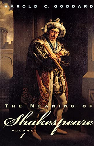 9780226300412: The Meaning of Shakespeare: 001