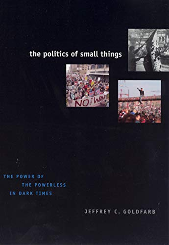 9780226301099: The Politics of Small Things: The Power of the Powerless in Dark Times
