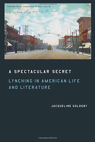 9780226301389: A Spectacular Secret: Lynching in American Life and Literature