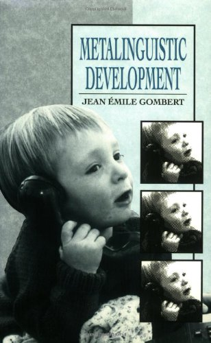 9780226302096: Metalinguistic Development (Developing Body and Mind)