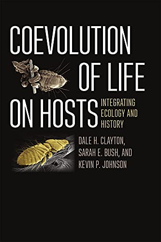 9780226302133: Coevolution of Life on Hosts - Integrating Ecology and History