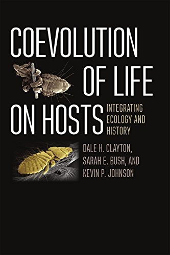 9780226302270: Coevolution of Life on Hosts - Integrating Ecology and History