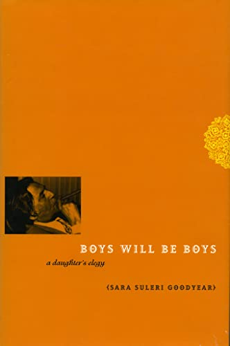 Boys Will Be Boys: A Daughter's Elegy