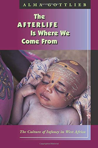 9780226305028: The Afterlife Is Where We Come From: The Culture of Infancy in West Africa