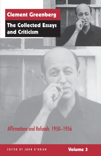 9780226306230: The Collected Essays and Criticism, Volume 3: Affirmations and Refusals, 1950-1956 (The Collected Essays and Criticism , Vol 3)