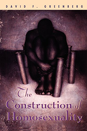 9780226306285: The Construction of Homosexuality