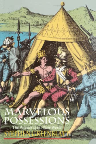 9780226306520: Marvelous Possessions: The Wonder of the New World