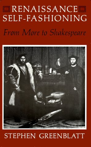 9780226306544: Renaissance Self Fashioning: From More to Shakespeare