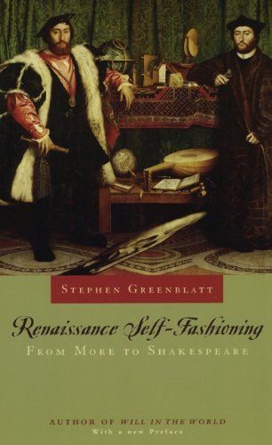 9780226306599: Renaissance Self-Fashioning: From More to Shakespeare