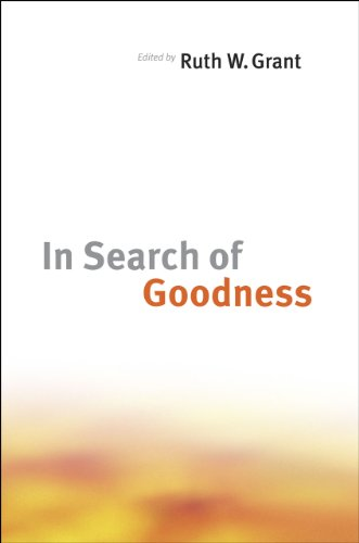 9780226306834: In Search of Goodness